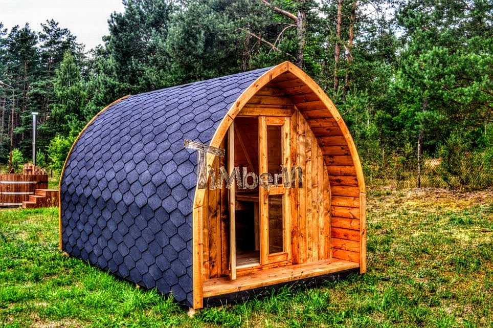 Camping glamping pods 6 person for sale