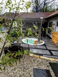 Sunken built in patio hot tub jacuzzi terrace model (3)