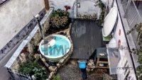 Sunken built in patio hot tub jacuzzi terrace model (6)