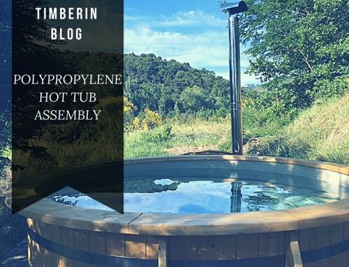 POLYPROPYLENE HOT TUB ASSEMBLY
