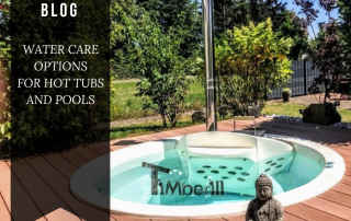 WATER CARE OPTIONS FOR HOT TUBS AND POOLS